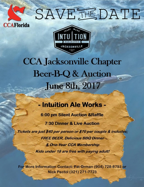CCA Florida BBQ and Auction
