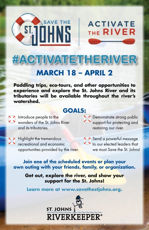 Activate the River!