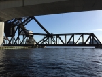 FEC Railroad Bridge Closure January 2018