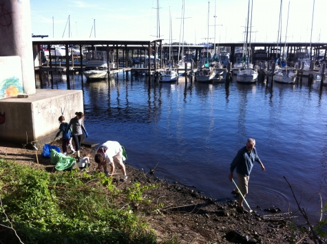 20th Annual St. Johns River Cleanup