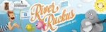 Raise a Ruckus at Riverside Arts Market This Saturday!